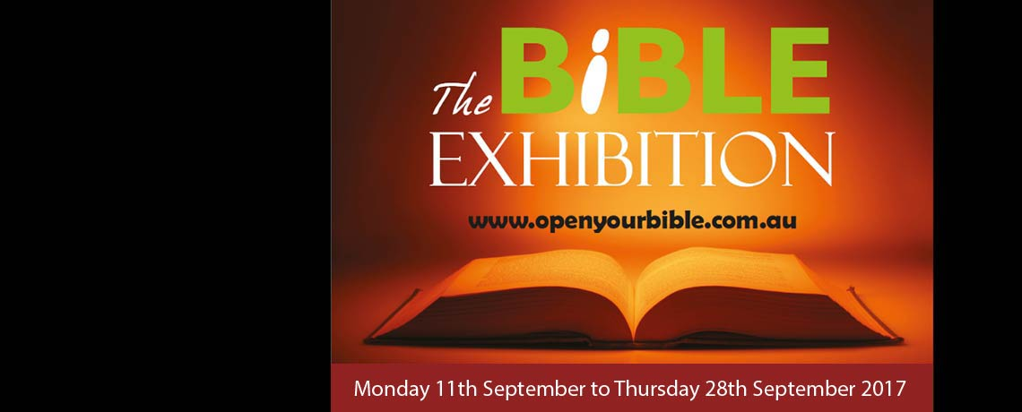 Bible Exhibition 2017