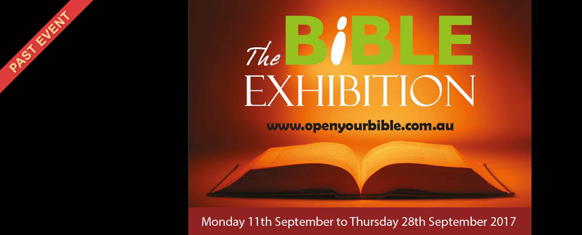 Bible Exhibition 2017